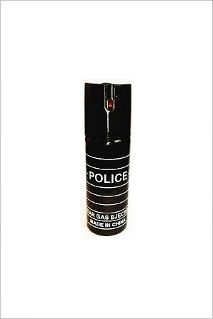 Self-Defense CS Pepper Spray/Tear Gas 60ml