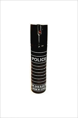 Self-Defense CS Pepper Spray/Tear Gas 110mm