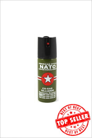 Pepper Spray, NATO Design (60ml)